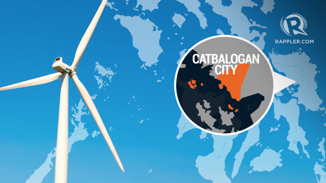 Korean wind tower to rise in Catbalogan 이미지
