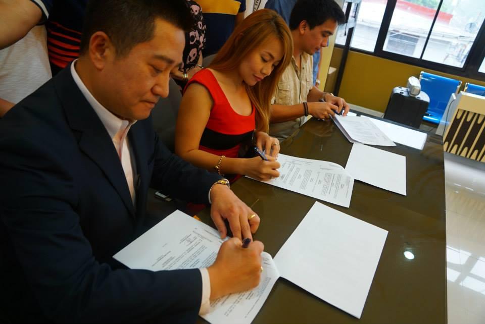 LGU Catbalogan inks MOA with Korean investors 이미지