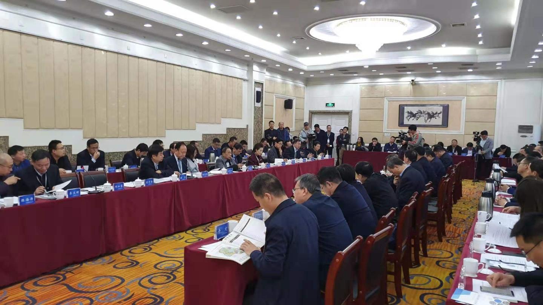 중국 양천시 시장 및 주요 간부와의 투자 협의 간담회(19.11.21) 이미지