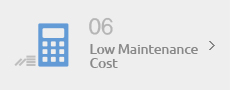 06 - Low Maintenance Cost